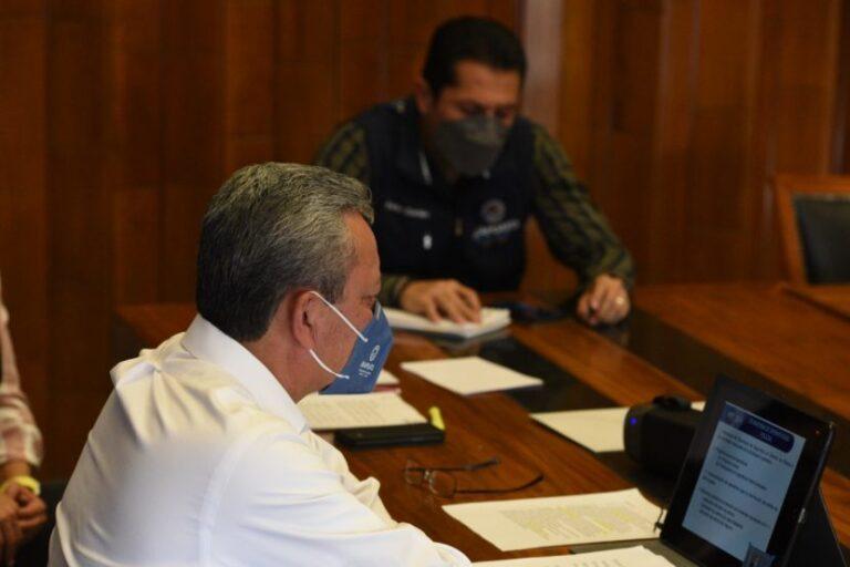 Trabajamos en fortalecer la seguridad en Irapuato.