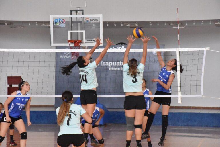 Selección de Voleibol femenil de México jugara en Irapuato.