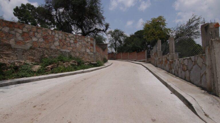 Obras que cambiaron la realidad de miles de familias en Pénjamo.