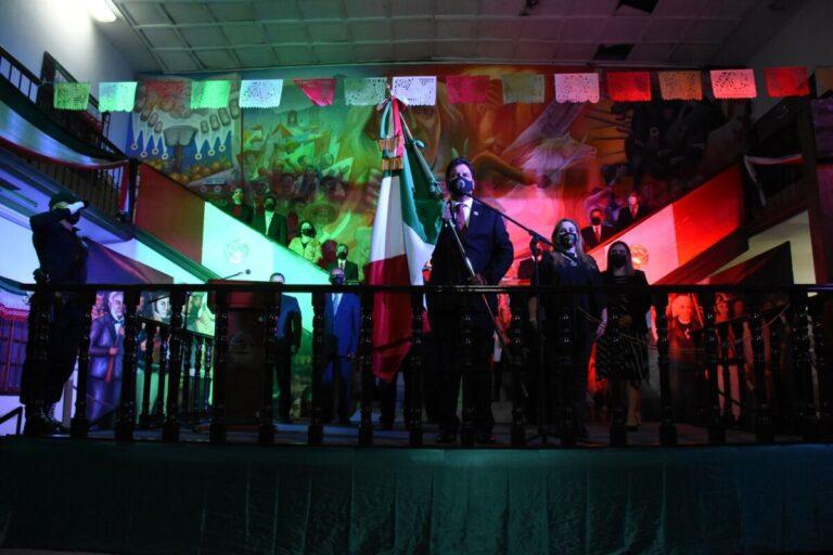 Celebran Grito de Independencia en Abasolo