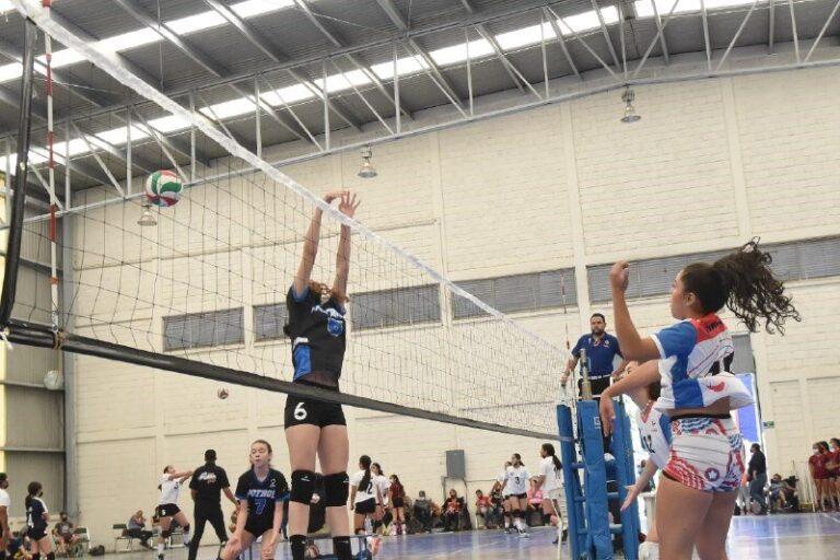Irapuato sede del campeonato nacional de Voleibol.
